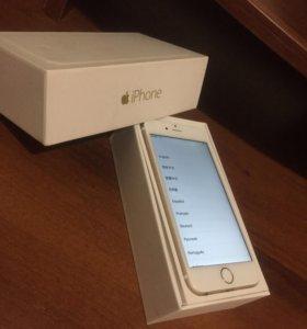 Продам iPhone 6 16gb. Gold.