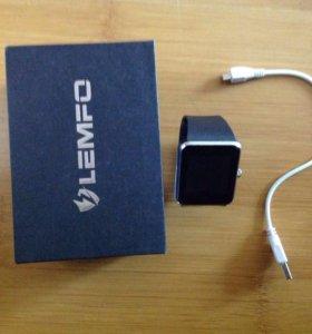 Smart Watch GT08 + наушники