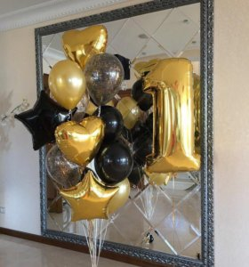 Наборы гелиевых шаров для праздника