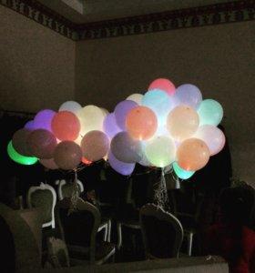 Светящиеся шары для любого праздника