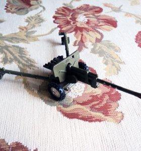 Военная техника Пушка (новая, СССР)