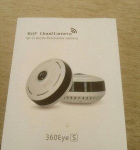 новая камера понарамная