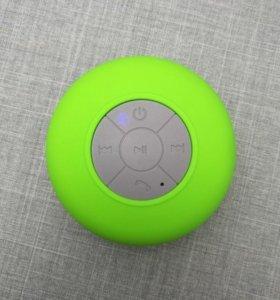 Bluetooth -колонка Shower Speaker BTS-04. Зеленая