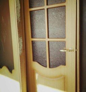 Дверь с комплектом + установлю и доставлю сам.