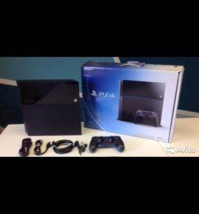 Продам Sony PlayStation 4 500gb