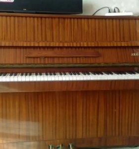 "Фортепиано - ""Аккорд"""