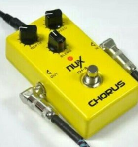 Nux ch-3 хорус