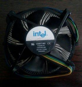 Куллер на процессор