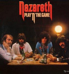 Футболка ( Nazareth ) - оригинал - раритет
