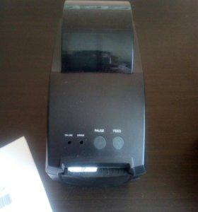Принтер этикеток Атол (штрих код)