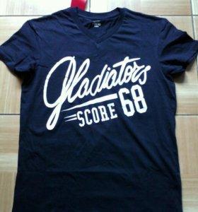 Новая футболка 44-46