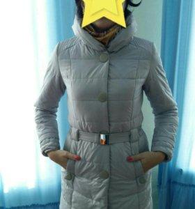 Пальто демисезонное р-р 44-46