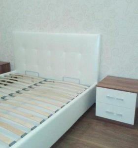 Кровать Аскона 140х200 с подъемным механизмом