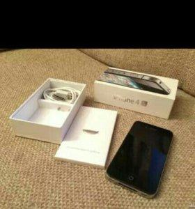 Айфон 4 s 16 гига