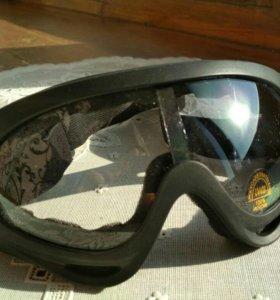 Очки для сноубординга и горных лыж, UV400
