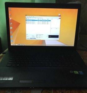 Продам практически новый ноутбук Lenovo b70