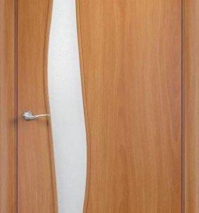 Межкомнатная дверь.