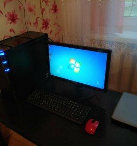 Игровой ПК Acer core i3