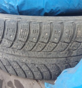 2шт Gislaved Nord Frost 5 205/55R16