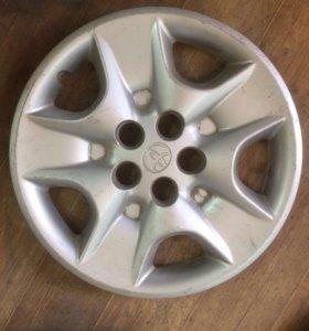 Колпаки оригинал Toyota
