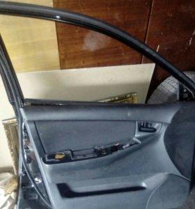 Дверь левая тойота королла 120 кузов седан