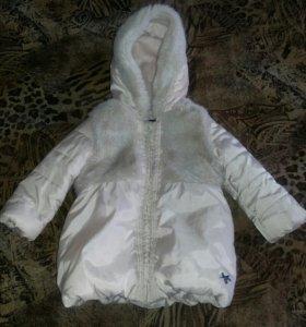 Зимняя куртка 2-3 года