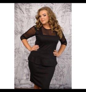 Продам платье 56-58 р