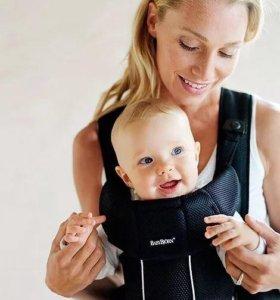 Рюкзак-кенгуру BabyBjorn synergy Швеция