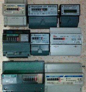Электросчётчики на 220В,380В