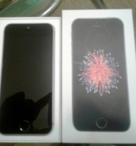 iPhone SE, Space Gray, 32GB