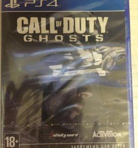 Игры новые запечатанные для PS4