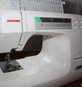 JANOME 7524 A