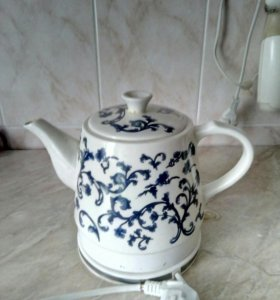 Чайник электрический керамический