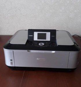 Принтер - сканер МФУ Canon PIXMA MP630