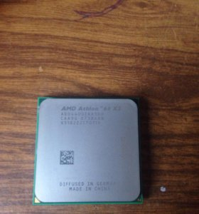 AMD Athlon 64 x2 4400+ 2.3ghz