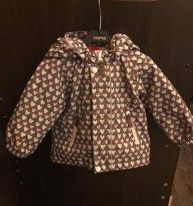Куртка Reima 74 размер