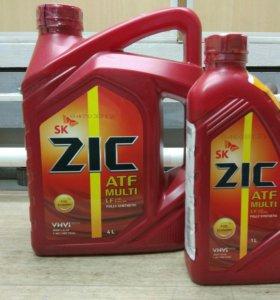 Масло для акпп Zic atf multi lf