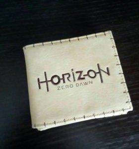 Кошелёк по мотивам игры Horizon Zero Dawn