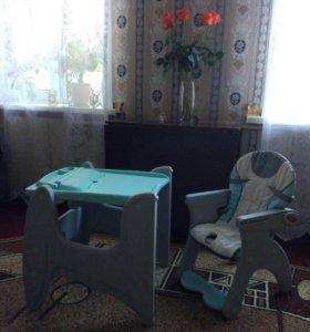 Стульчик и стол