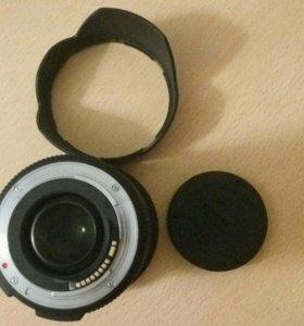 Объектив Sigma AF 17-50mm f/2.8