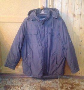 Куртка мужская размер 58-60