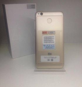 Смартфон Xiaomi Redmi 4X Gold 16Gb