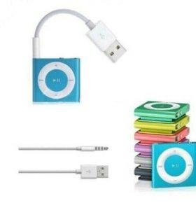 Кабель USB/jack 3.5 mm для Apple iPod Shuffle