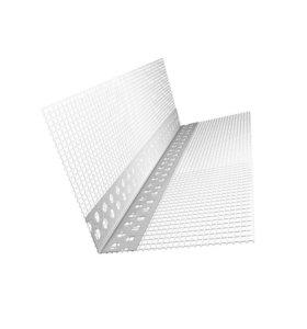 Уголок металлический фасадный с сеткой 2,5м