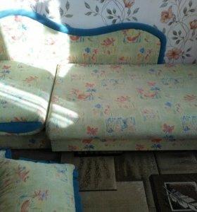 Породам детский диван трансформер