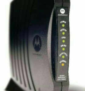 Модем Motorola SURFboard SB5101001 Base-T + PWR