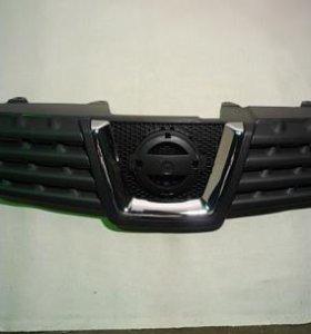 Решетка радиатора Nissan Qashqai Кашкай 2006-2010