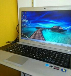 Ноутбук Samsung rv 515