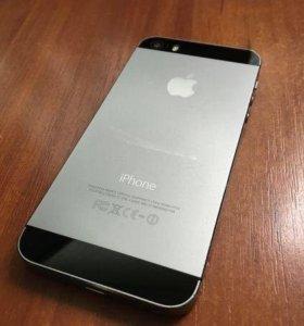Айфон 5s grey