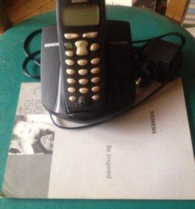 Радиотелефон Siemens Gigaset C100